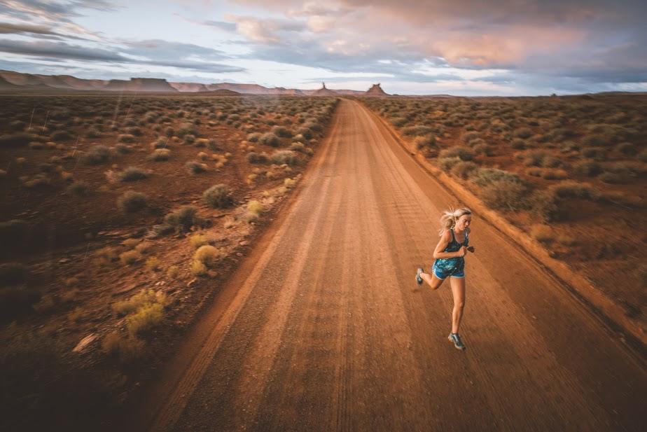 Morgan Sjogren, Trail running and living in Utah / Bears Ears National Monument